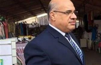 نائب محافظ القاهرة يتفقد مشروع تطوير ميدان التحرير ومثلث ماسبيرو