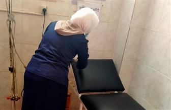 محافظ كفر الشيخ يتابع أعمال التطهير واتخاذ التدابير الوقائية بالمستشفيات | صور