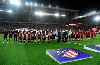 انطلاق مباراة ليفربول وأتلتيكو في دوري أبطال أوروبا