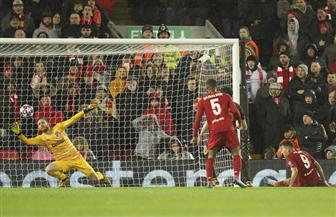 فينالدوم يمنح ليفربول التقدم على أتليتكو مدريد.. نهاية الشوط الأول | صور