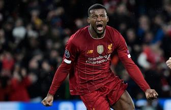 ليفربول يحرز الهدف الأول فى مرمى أتلتيكو في دوري أبطال أوروبا