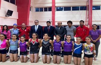 اليوم.. حفل افتتاح البطولة الإفريقية للجمباز الإيقاعي والأيروبيك بشرم الشيخ