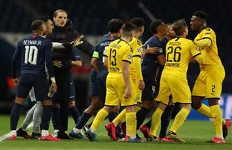 باريس سان جيرمان يهزم دورتموند دون جمهور ويتأهل إلى ربع نهائي دوري الأبطال