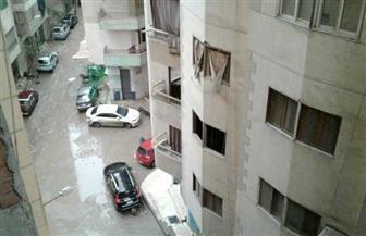 أمطار غزيرة يصاحبها برق ورعد بفيصل والهرم