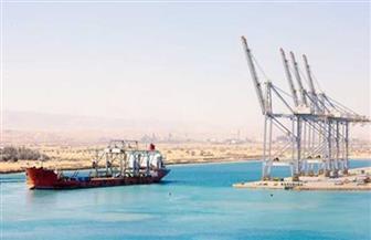 عبور 115 سفينة قناة السويس بحمولات 8 ملايين طن خلال يومين
