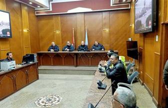 محافظ القاهرة يترأس غرفة عمليات لإزالة مياه الأمطار والتنسيق مع التنمية المحلية وقطاع الأزمات | صور