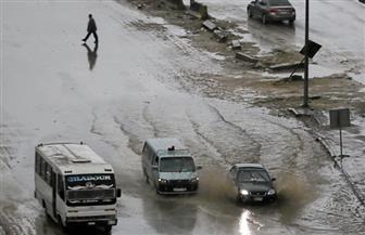 """""""المرور"""".. إغلاق 5 طرق رئيسية لسوء حالة الطقس"""