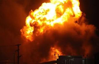 السيطرة على حريق في محول كهرباء بمنطقة الطالبية