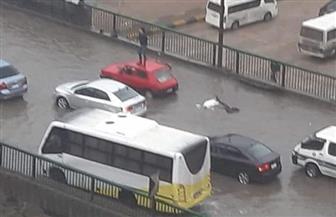 بسبب سوء الأحوال الجوية بالجيزة.. مصرع شخصين وسيدة بصعق كهربائي | صور