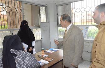 محافظ كفرالشيخ يتفقد مستشفى الحميات  لمواجهة الأمراض الوبائية | صور