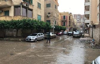 الأمطار الغزيرة لا تتوقف على مدن وقرى كفرالشيخ.. وجهود كبيرة لشفط المياه من الشوارع | صور