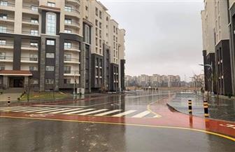 أحمد موسى: العاصمة الإدارية نجحت في أول اختبار لها في مواجهة الطقس السيئ| صور