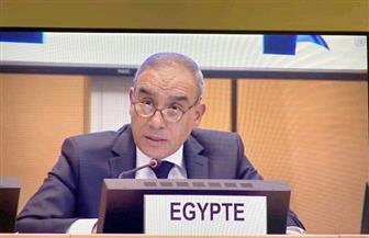 مجلس حقوق الإنسان الدولي يعتمد تقرير المراجعة الدورية الشاملة لمصر|صور