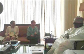 سفيرة مصر في داكار تلتقي رئيس البرلمان السنغالي لبحث سبل تعزيز العلاقات الثنائية