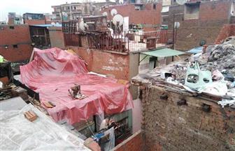 انهيار أسقف 3 منازل فى الغربية بسبب الطقس السيئ والأمطار | صور