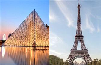 """بسبب الكورونا.. إغلاق  برج """"إيفيل"""" و""""اللوفر"""" وباقي """"معالم فرنسا"""" حتى إشعار آخر"""