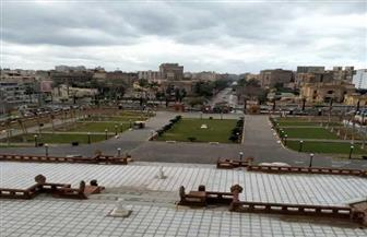 مساعد وزير السياحة يتفقد قصر البارون امبان بعد حالة الطقس السيئ التي شهدتها البلاد   صور