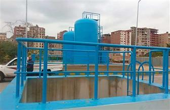 نائب محافظ القاهرة: محطة رفع مياه المرج تعمل بكامل طاقتها تزامنا مع الطقس السيئ