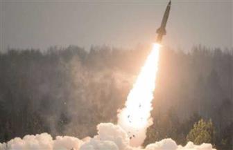 صاروخ سوفيتي الصنع ينفجر في مدار الأرض