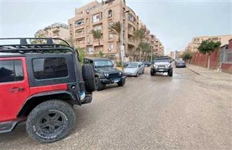 """""""العربية للتصنيع"""" تكافئ شباب تطوع لإنقاذ سيارات التجمع بإصلاح سيارتهم بالمجان"""