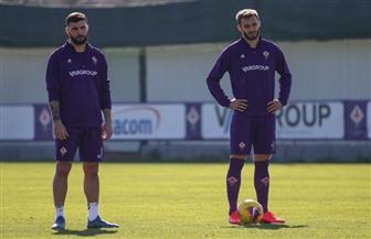 نادي فيورنتينا يعلن إصابة لاعبين جديدين بفيروس كورونا
