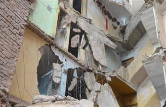 «تضامن الإسكندرية»: إعانات مالية ومواد غذائية لسكان العقار المنهار في «كرموز»
