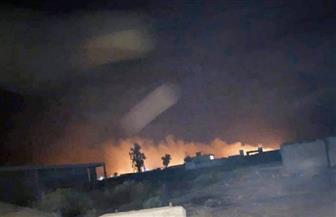 العمليات المشتركة بالعراق: إصابة اثنين إثر قصف معسكر التاجي