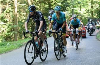 بيدرسن بطل العالم ينسحب من سباق باريس - نيس للدراجات