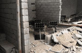 القوات العراقية تعثر على مكان إطلاق الصواريخ على معسكر التاجي