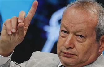 """ساويرس يرد على أحد متابعيه بإقامة مهرجان الجونة: """"يبقى من غير جمهور زى الدوري"""""""