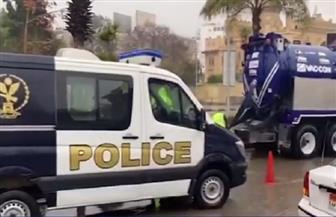 رجال الشرطة في خدمة المواطن والشعب  فيديو