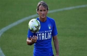 «مانشيني» يؤيد فكرة تأجيل كأس أوروبا 2020 للعام المقبل