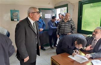 توافد العاملين بالشرق الأوسط وروز اليوسف والقومية للتوزيع للمشاركة بانتخابات مجالس الإدارة والجمعيات العمومية