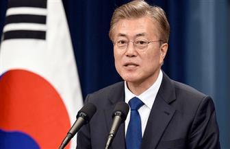"""رئيس كوريا الجنوبية يعلن عن """"منطقتي كوارث خاصة"""" في بلاده بسبب كورونا"""
