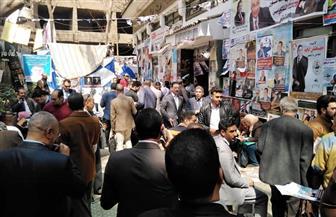 تزايد الإقبال على المشاركة في انتخابات المحامين | صور