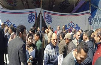 إقبال متوسط على انتخابات نقابة المحامين في الإسكندرية | صور