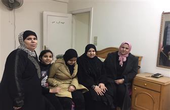 «تضامن بورسعيد» تواصل عملها في إنقاذ المواطنين بلا مأوى | صور