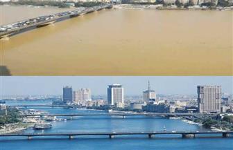 بعد تحول لونه إلى الأصفر.. ماذا حدث لنهر النيل؟ وهل تتأثر صحة المواطن؟