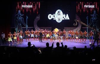 9 بطاقات احتراف للفائزين في ختام مهرجان مستر أوليمبيا مصر 2020