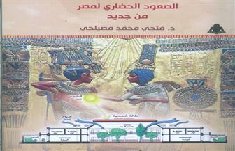 """""""الصعود الحضاري لمصر من جديد"""" كتاب لفتحي مصيلحي عن هيئة الكتاب"""
