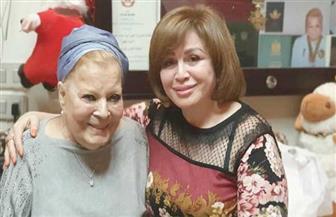 إلهام شاهين ترثى نادية لطفي في الذكري الأربعين علي رحيلها| صور