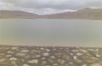 المياه الجوفية بجنوب سيناء: أعمال حماية من أخطار السيول ببعض الأودية بعد موجة الطقس السيء