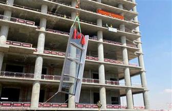 الإسكان: الانتهاء من الهيكل الخرساني لأول برج (C03) بارتفاع 80 مترا بمنطقة الأعمال بالعاصمة الإدارية