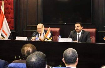 """""""مستقبل وطن"""" يعقد اجتماع المكتب السياسي بحضور رئيسه الجديد   صور"""