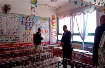 محافظ بورسعيد: رش وتطهير وتعقيم 480 مدرسة و42 ناديا ومركز شباب | صور