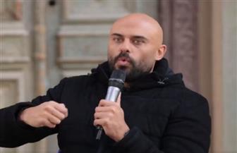 """أحمد صلاح حسني: """"بعيط كتير وما بتكسفش إني أقول كده"""""""