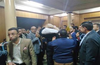 وصول أحراز انتخابات المحامين بالدقهلية وشمال وجنوب القاهرة إلى مقر النقابة العامة
