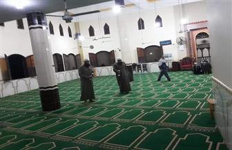 حملة لنظافة وتطهير المساجد بكفرالشيخ   صور