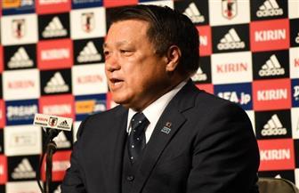 أول تصريح من نائب رئيس اللجنة الأولمبية اليابانية بعد إصابته بفيروس كورونا