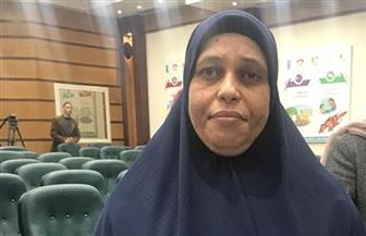 أمينة محمد الحاصلة على لقب الأم المثالية لشهيد بالقوات المسلحة: «مستعدة أقدم ابني الثاني فداء لمصر»